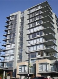SFU 2 Bedroom Unfurnished Apartment For Rent in Burnaby at Altaire. 1003 - 9188 University Crescent, Burnaby, BC, Canada.
