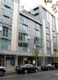 Smart 1 Bedroom Unfurnished Apartment For Rent in Gastown Vancouver. 515 - 168 Powell Street, Vancouver, BC, Canada.