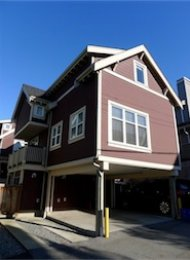 2 Bedroom House For Rent in East Vancouver Near Commercial Drive. 1626 Grant Street, Vancouver, BC, Canada.