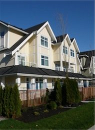 Cassia 1 Bedroom Unfurnished Apartment Rental in Burnaby. 15 - 6965 Hastings Street, Burnaby, BC, Canada.