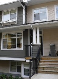 Cortina Unfurnished 2 Bedroom Townhouse For Rent in Edmonds Burnaby. 6878 Southpoint Drive, Burnaby, BC, Canada.
