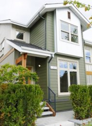 Parc Riviera 2 Bedroom Unfurnished Townhouse Rental in Richmond. 6 - 10119 River Drive, Richmond, BC, Canada.