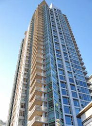 Aquarius 1 Bedroom Unfurnished Apartment Rental in Yaletown Vancouver. 3606 - 1199 Marinaside Crescent, Vancouver, BC, Canada.
