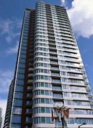 Firenze Unfurnished 1 Bedroom Apartment Rental in Downtown Vancouver. 1905 - 688 Abbott Street, Vancouver, BC, Canada.