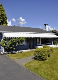 North Vancouver 2 Bedroom Unfurnished House Rental in Norgate. 1350 Sowden Street, North Vancouver, BC, Canada.