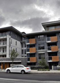Orizon on Third 1 Bedroom Apartment Rental in Lower Lonsdale N. Van. 413 - 221 East 3rd Street, North Vancouver, BC, Canada.