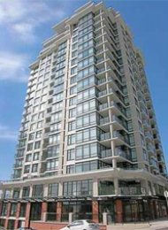 The Point 1 Bedroom Apartment Rental in Downtown New Westminster. 1203 - 610 Victoria Street, New Westminster, BC, Canada.