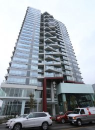 Opsal 1 Bedroom Apartment Rental in False Creek South Westside Vancouver. 1209 - 1775 Quebec Street, Vancouver, BC, Canada.