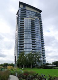 Legacy 2 Bedroom Unfurnished Apartment Rental in Brentwood Burnaby. 1506 - 5611 Goring Street, Burnaby, BC, Canada.