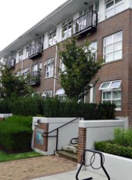 Duo at Port Royal 2 Bedroom Apartment Rental in New Westminster. 105 - 245 Brooks Street, New Westminster, BC, Canada.