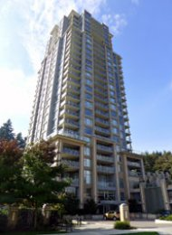 The Carlyle 2 Bedroom Unfurnished Apartment Rental in New Westminster. 2205 - 280 Ross Drive, New Westminster, BC, Canada.