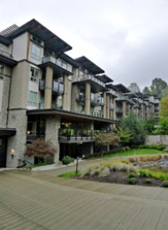 Green 2 Bedroom Unfurnished Apartment Rental in South Slope Burnaby. 502 - 7478 Byrnepark Walk, Burnaby, BC, Canada.