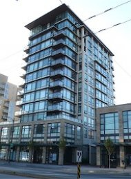 Zone 1 Bedroom + Den & Solarium Apartment Rental in Fairview, Westside Vancouver. 205 - 1068 West Broadway, Vancouver, BC, Canada.