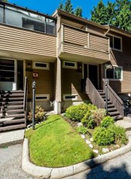 Yorkwood Hills 3 Bedroom Townhouse For Rent in Lynn Valley, North Van. Hoskins Road, North Vancouver, BC, Canada.