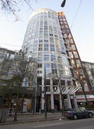 1 Bedroom Unfurnished Loft Rental in Downtown Vancouver at Spot Lofts. 802 - 933 Seymour Street, Vancouver, BC, Canada.