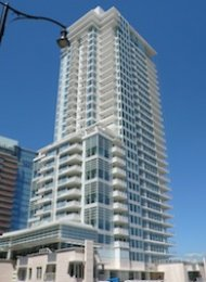 Luxury Unfurnished Apartment Rental in Coal Harbour at Harbour Green Two. 802 - 1139 West Cordova Street, Vancouver, BC, Canada.