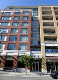 Fully Furnished 1 Bedroom Apartment Rental at V6A in Strathcona East Van. 401 - 221 Union Street, Vancouver, BC, Canada.