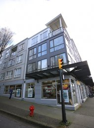 Unfurnished 2 Bedroom Apartment Rental at City View Terraces in East Vancouver. 402 - 1718 Venables Street, Vancouver, BC, Canada.