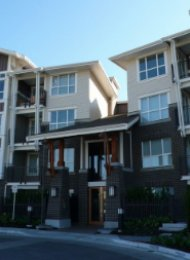 2 Bedroom Apartment Rental at Macpherson Walk in Metrotown Burnaby. 101 - 5788 Sidley Street, Burnaby, BC, Canada.
