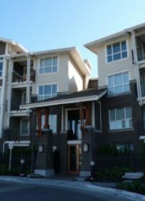 2 Bedroom Apartment Rental at Macpherson Walk in Metrotown Burnaby. 101 - 5788 Sidley Street, Burnaby, BC, Canada.