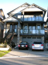 2 Bedroom Basement Suite Rental in Burke Mountain Coquitlam. 2413 Devonshire Street, Coquitlam, BC, Canada.