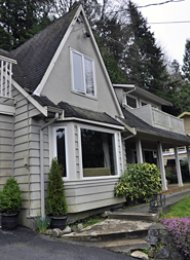 4 Bedroom Unfurnished House For Rent in Caulfeild West Vancouver. 5548 Greenleaf Road, West Vancouver, BC, Canada.