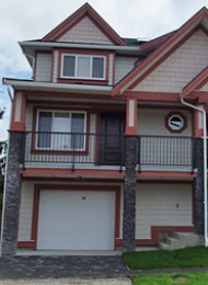 Unfurnished Two Bedroom Rental Suite in Queensborough New Wesminster. 299 Hume Street, New Westminster, BC, Canada.