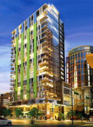 1 Bedroom Apartment For Rent in Downtown Vancouver at 999 Seymour. 1708 - 999 Seymour Street, Vancouver, BC, Canada.