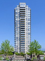 1 Bedroom Unfurnished Townhouse Rental at Oma in Brentwood Burnaby. 14 - 4250 Dawson Street, Burnaby, BC, Canada.