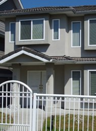 Unfurnished 3 Bedroom House For Rent in Burnaby North. 4165 Oxford Street, Burnaby, BC, Canada.