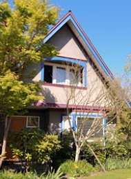 Furnished 3 Bed House Rental in Arbutus on Vancouver's Westside. West 18th Avenue, Vancouver, BC, Canada.