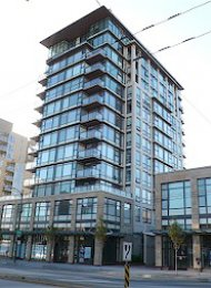 Unfurnished 1 Bedroom Apartment For Rent at Zone in Fairview, Westside Vancouver. 1008 - 1068 West Broadway, Vancouver, BC, Canada.