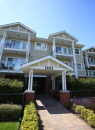 North Parc 1 Bedroom Unfurnished Apartment For Rent in Metrotown Burnaby. 313 - 5655 Inman Avenue, Burnaby, BC, Canada.