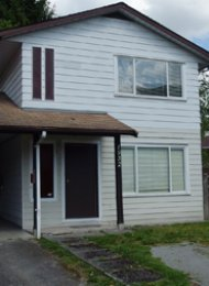 3 Bedroom Unfurnished Duplex Rental in Lower Mary Hill Port Coquitlam. 1932 Homefeld Place, Port Coquitlam, BC, Canada.