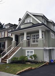 2 Bedroom Coach House For Rent in Mount Pleasant on Vancouver's Westside. 19 West 14th Avenue, Vancouver, BC, Canada.