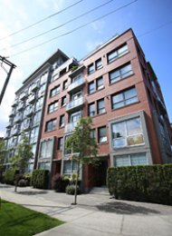 Left Bank 1 Bed Unfurnished Apartment For Rent in Chinatown Vancouver. 913 Station Street, Vancouver, BC, Canada.