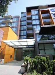 2 Bed Luxury Apartment Rental at Granville at 70th in Marpole Vancouver. 718 - 8488 Cornish Street, Vancouver, BC, Canada.
