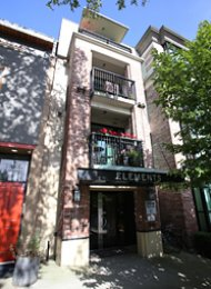 2 Bed Unfurnished Apartment For Rent at Elements on Vancouver's Westside. 203 - 2515 Ontario Street, Vancouver, BC, Canada.