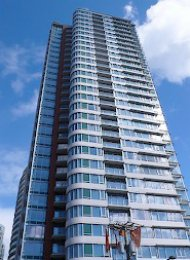 Firenze 2 Bedroom Unfurnished Apartment Rental in Downtown Vancouver. 2808 - 688 Abbott Street, Vancouver, BC, Canada.