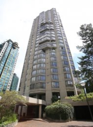 Alberni Place 2 Bed Unfurnished Apartment Rental in Vancouver's West End. 404 - 738 Broughton Street, Vancouver, BC, Canada.