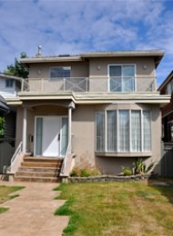 4 Bedroom Unfurnished House Rental in Arbutus on Vancouver's Westside. 2723 West 23rd Avenue, Vancouver, BC, Canada.