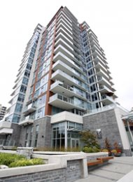 1 Bedroom Unfurnished Apartment For Rent at 15 West in Central Lonsdale, North Vancouver. 908 - 150 West 15th Street, North Vancouver, BC, Canada.