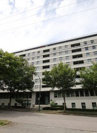 Furnished Studio For Rent at Tapestry in Fairview in Vancouver's Westside. 103 - 2851 Heather Street, Vancouver, BC, Canada.