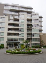 Novo 1 Bedroom Unfurnished Apartment Rental at SFU in Burnaby. 210 - 9232 University Crescent, Burnaby, BC, Canada.