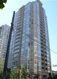 1 Bedroom Unfurnished Apartment For Rent at Gallery in Yaletown. 2003 - 1010 Richards Street, Vancouver, BC, Canada.