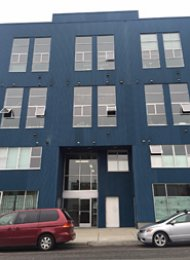1 Bedroom Unfurnished Loft Rental at The Workshop in East Vancouver. 204 - 1220 Pender Street, Vancouver, BC, Canada.
