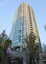 Waterworks 1 Bedroom Furnished Apartment For Rent in Yaletown. 2501 - 1008 Cambie Street, Vancouver, BC, Canada.