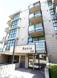 Furnished Apartment For Rent at Retro in Marpole on Vancouver's Westside. 109 - 8988 Hudson Street, Vancouver, BC, Canada.