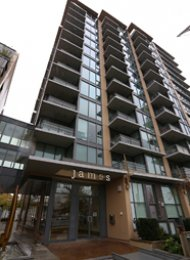 James 2 Bedroom Luxury Townhouse For Rent in South False Creek. 317 - 288 West 1st Avenue, Vancouver, BC, Canada.