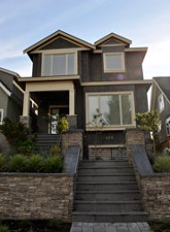 3 Bedroom Luxury House Rental in Cambie Village on Vancouver's Westside. 418 West 19th Avenue, Vancouver, BC, Canada.